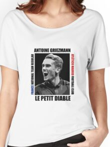Antoine Griezmann - Vector Women's Relaxed Fit T-Shirt