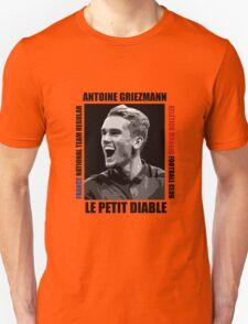 Antoine Griezmann - Vector T-Shirt