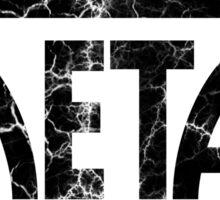 BLACK METAL MATTERS 101 DISTRESSED Sticker