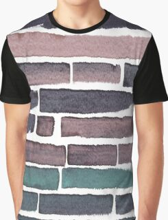 Colorful abstract stains Graphic T-Shirt