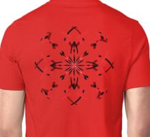 13 - Red Unisex T-Shirt