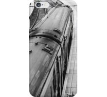 At the Railway station iPhone Case/Skin