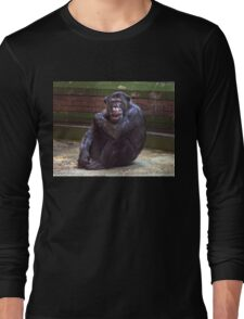Who's Watching Who Long Sleeve T-Shirt