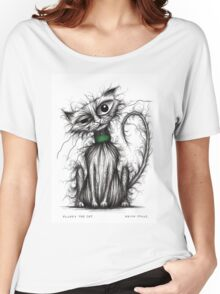 Fluffy the cat Women's Relaxed Fit T-Shirt