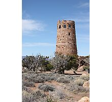 The Watch Tower Photographic Print