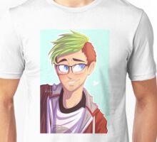 Jacksepticeye with glasses! Unisex T-Shirt