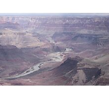 The Colorado River Photographic Print