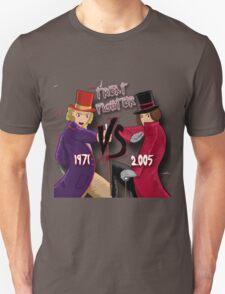 Treat Fighter Willy Wonka T-Shirt