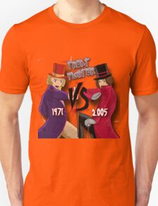 Treat Fighter Willy Wonka Unisex T-Shirt