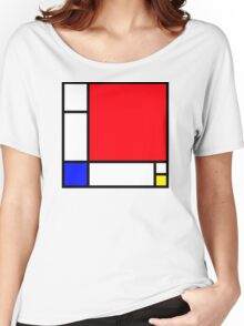 Squares_3 Women's Relaxed Fit T-Shirt