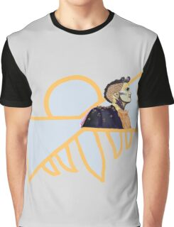 Oscars Hotel Queen Bee Character Print Graphic T-Shirt