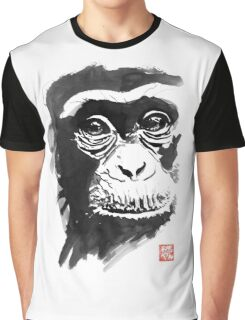 chimpanze Graphic T-Shirt