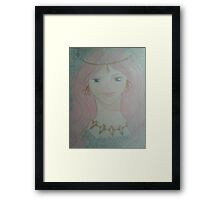 Mother Nature from Ponyo Framed Print
