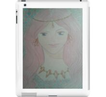 Mother Nature from Ponyo iPad Case/Skin