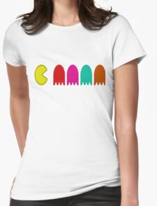 P Man Womens Fitted T-Shirt