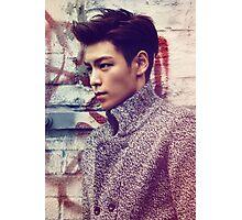 TOP BigBang Kpop Korea Choi Seung Hyun Photographic Print