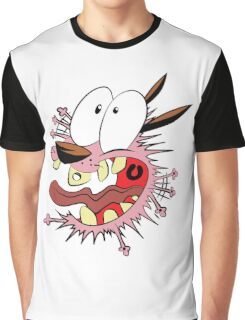 Courage Graphic T-Shirt
