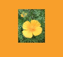 Yellow Flower Photo 1 Womens Fitted T-Shirt