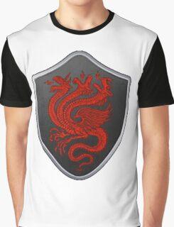 TARGARYEN HOUSE - Game of Thrones Graphic T-Shirt