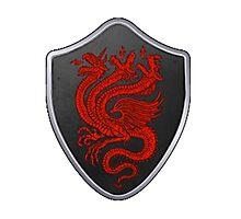 TARGARYEN HOUSE - Game of Thrones Photographic Print