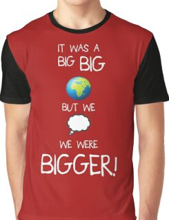 7 Years - IT WAS A BIG BIG WORLD Graphic T-Shirt
