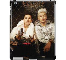 BigBang GD&TOP Kpop Big Bang Top G Dragon iPad Case/Skin
