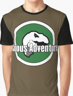 Curious Adventurer Graphic T-Shirt