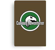 Curious Adventurer Canvas Print