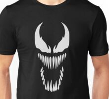 Venom face 2 Unisex T-Shirt