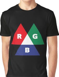 RGB Mode (Red - Green - Blue) Graphic T-Shirt