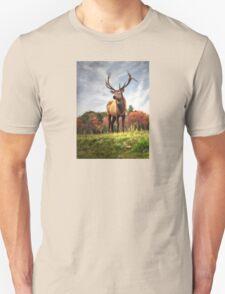 Watching Over the Herd Unisex T-Shirt