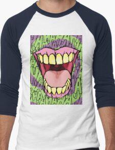 A Killer Joke - spiral Men's Baseball ¾ T-Shirt