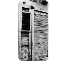The Bamboo Shack #1 iPhone Case/Skin