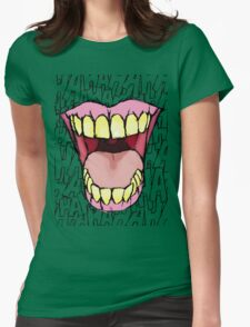 A Killer Joke #2 Womens Fitted T-Shirt