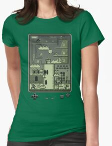 Family Tree Games Womens Fitted T-Shirt