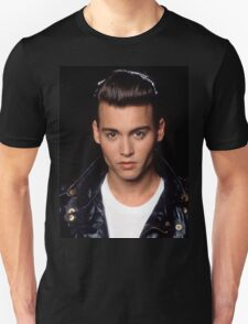 YOUNG JOHNNY DEPP T-Shirt