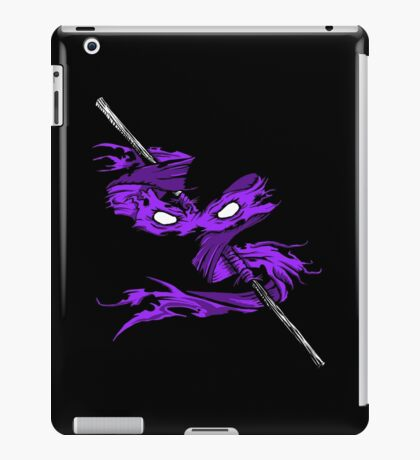 Violet Vengeance iPad Case/Skin