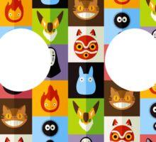 Miyazaki's Sticker