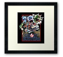 Real GhostBusters  Framed Print