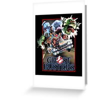 Real GhostBusters  Greeting Card