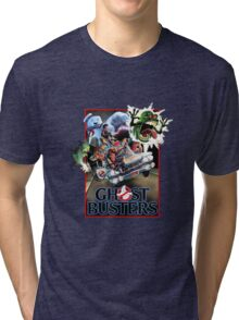 Real GhostBusters  Tri-blend T-Shirt