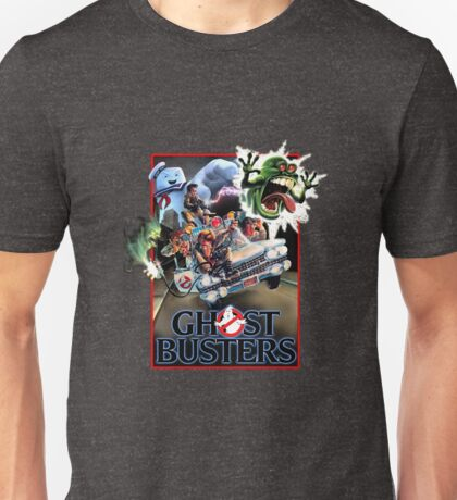 Real GhostBusters  Unisex T-Shirt