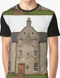 MacAllan Distillery - Easter Elchies House Graphic T-Shirt