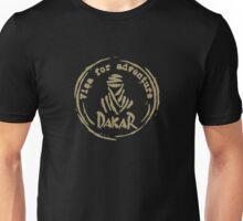 DAKAR auto moto rally logo Unisex T-Shirt