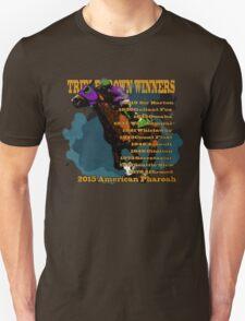 Triple Crown Winners 2015 Unisex T-Shirt