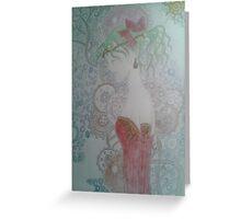 Terra Branford homage from FFVI Greeting Card
