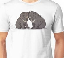 Life is more bearable with you Unisex T-Shirt