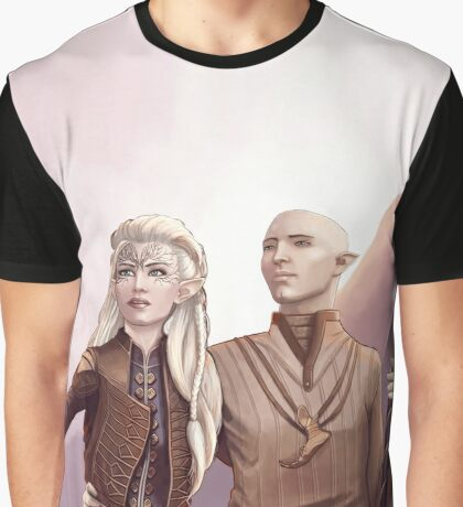 Finding Skyhold Graphic T-Shirt