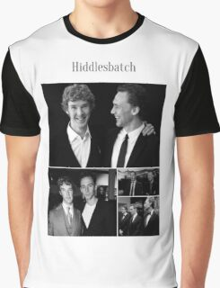Benedict Cumberbatch and Tom Hiddleston Graphic T-Shirt