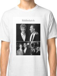Benedict Cumberbatch and Tom Hiddleston Classic T-Shirt